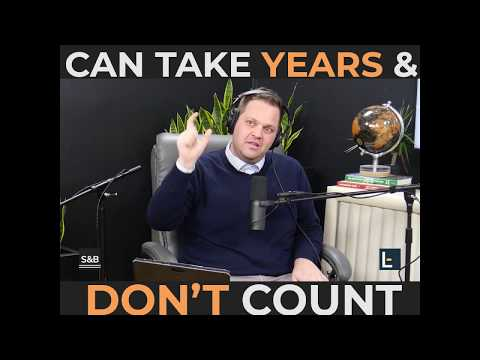 Legal Tip of the Week | Benjy Smith | Your Case Can Take Years & Don't Count Your Money