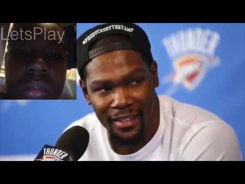 The Real Reason Behind Why Kevin Durant Wears Number 35 (TRUTH) ! Reaction
