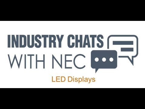 LED Displays: The What, Where & Why | NEC Display Solutions