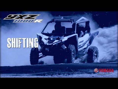Shifting The Yamaha YXZ1000R With Dustin Nelson