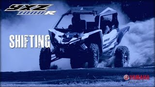 Shifting The Yamaha YXZ1000R With Dustin Nelson