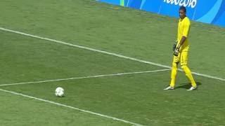 بالفيديو- أجاي مهاجم الأهلي يقود نيجيريا لبرونزية أولمبياد ريو دي جانيرو