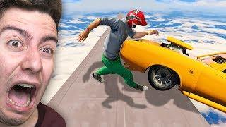 HAVADA DEHŞET EZİP GEÇTİ (GTA 5 Online Komik Anlar)