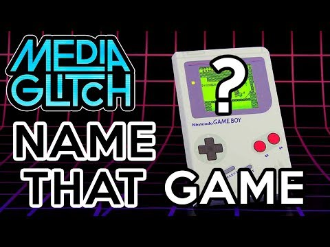 Name that video game Game Boy Edition trivia quiz