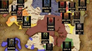 The Elder Scrolls TOTAL WAR - где скачать, как установить
