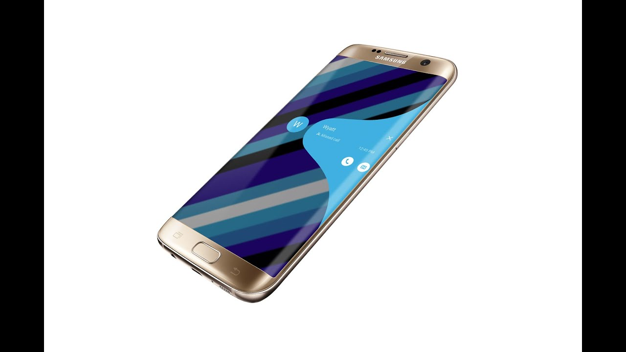 Enormt Samsung Galaxy S7 EDGE G935F 32GB GOLD - Test - YouTube IT-52