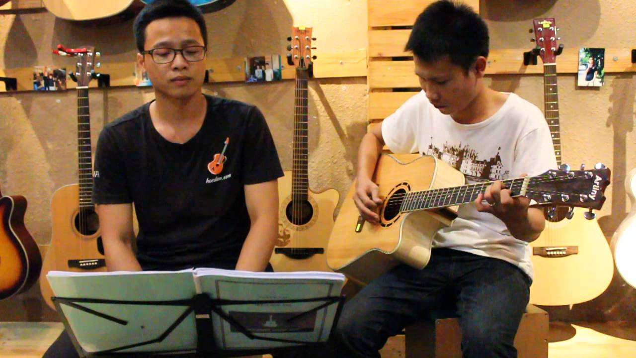Về nghe gió kể – Guitar cover