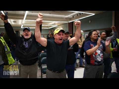 Washington State Boeing Workers Accept Pension Concessions