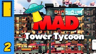 Slowly and Steadily Skyward | Mad Tower Tycoon - Part 2 (Early Access)