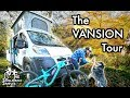 VANLIFE GOALS: Hannah's Dialed MTB Van Tour