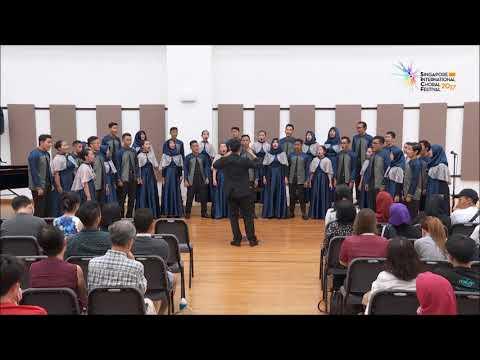 PSMT UNDIP - Sleep (Eric Whitacre) | 4th Singapore International Choral Festival 2017