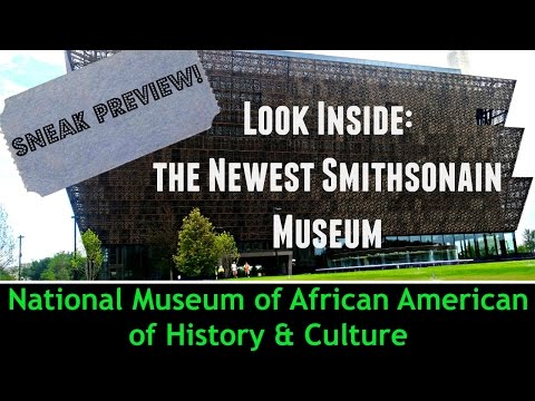 Visit the African American Museum in DC! | Virtual Tour