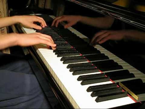 Billy Talent - Rusted from the rain (Piano Cover)