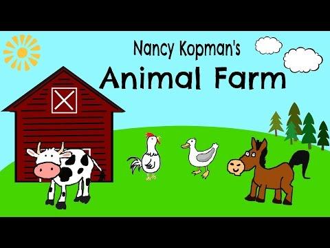 Animal Farm--by Nancy Kopman