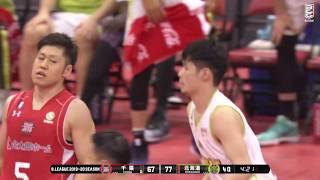 千葉ジェッツvsレバンガ北海道|B.LEAGUE第9節 GAME2Highlights|11.17.2019 プロバスケ (Bリーグ)