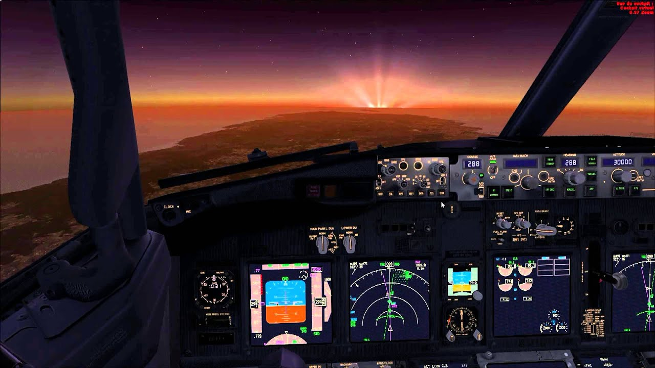 Fsx Wallpaper Hd Fsx Full Flight Mdlr To Tncm Landing At St Maarten