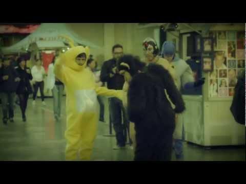EL MAKAKO feat. BATATA Official Video Clip Palenke Soultribe