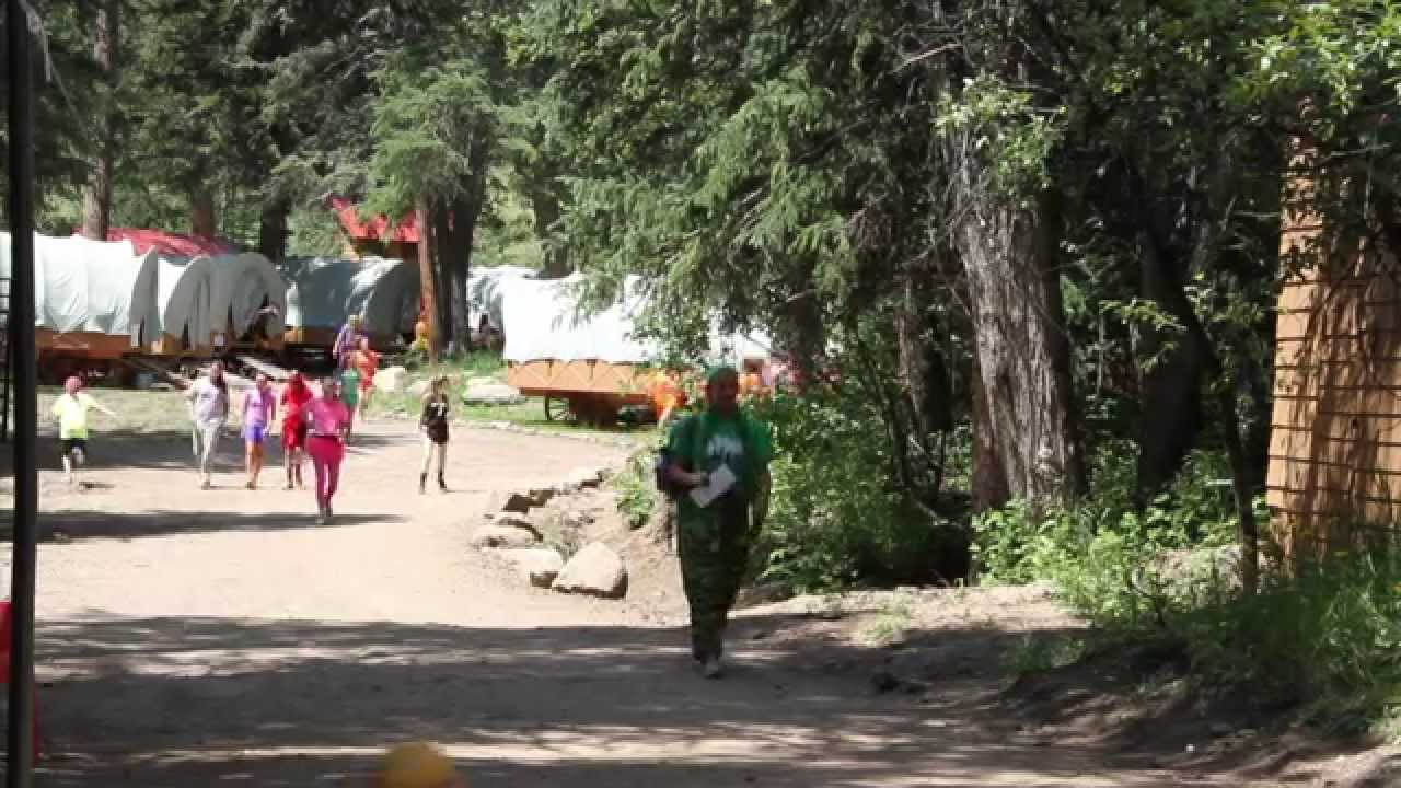 Cheley Colorado Camps - Girls' Trail's End - YouTube