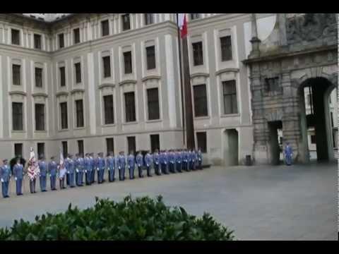 Prague - Hungary's Presidential visit