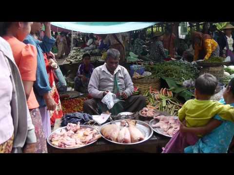 KALAW - A Myanmar Hill Town