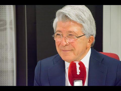 Federico Jiménez Losantos entrevista a Enrique Cerezo