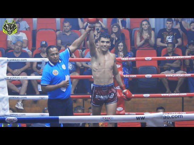 Ahmad Emerald Muay Thai gym vs Nintalay Thailand