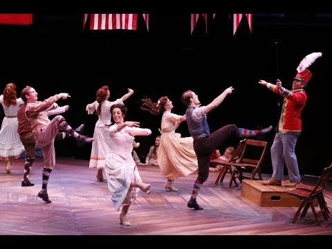 THE MUSIC MAN (2017 - B-Roll) North Shore Music Theatre