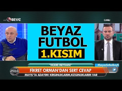 (..) Beyaz Futbol 17 Kasım 2018 Kısım 1/4 - Beyaz TV
