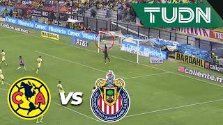 ¡Atajadón de Ochoa! | América 1 - 0 Guadalajara | Liga MX - Apertura 2019  - Jornada 12 | TUDN