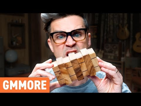 Mystery Puzzle Box Unboxing
