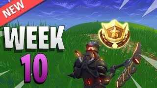 "GRATUIT TIER WEEK 10 - ""SEARCH BETWEEN MOVIE TITLES"" - FORTNITE : BATTLE ROYALE"