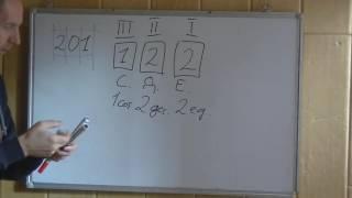 Разряды и классы ч5 Как ответить на вопрос 5 единиц в 3-м разряде.
