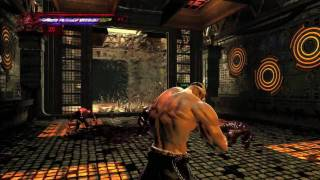 Splatterhouse - PS3 | Xbox 360 - gameplay footage #2 official video game preview trailer HD