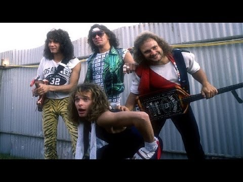 Van Halen - Hot For Teacher (Live @ Monsters Of Rock, Donington, England 1984) HQ