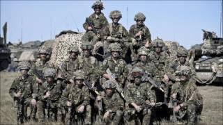 Status Quo - In the army now (lyrics)