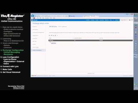 Office 365: Unified Communications Tutorial