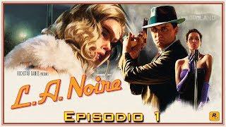 L.A. Noire 1 - Al posto di guida c'è Alessia