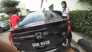 2020 Honda Civic Facelift 1.5 Turbo Sensing Review | Evomalaysia.com