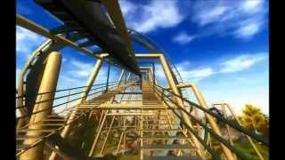 Roller Coaster Tycoon 3 - Vandal - A B&M Invert [DAI3]