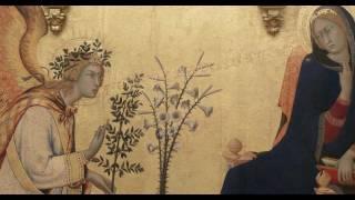 Martini, Annunciation, 1333