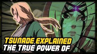 The Fifth Hokage's True Power!