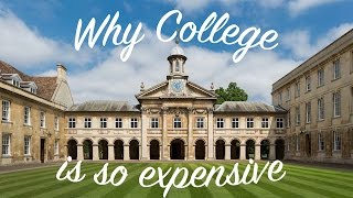 Why College is so Expensive thumbnail
