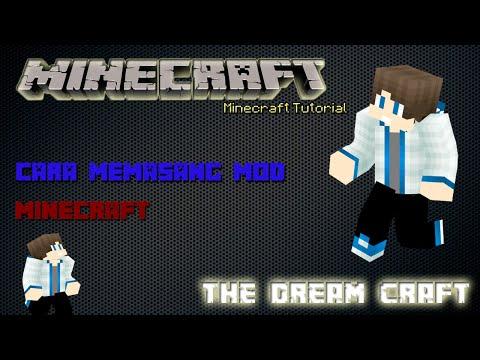 Cara Memasang Mod Minecraft | Minecraft Tutorial