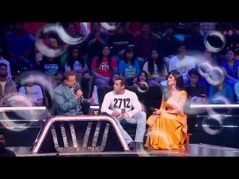 Salman Katrina Love Moment In Tv Show | Tiger Zinda Hai Promotion | RSBH | Bollywood Glamour |