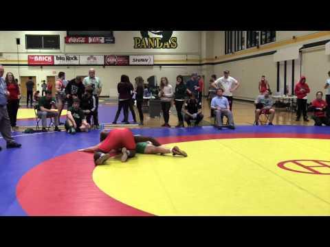 2015 Golden Bear Invitational: 100 kg Baldwin Asala vs. Samson Swan
