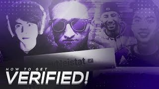 How To Get Verified On Your YouTube Channel! Blue Verification Badge! (2016)