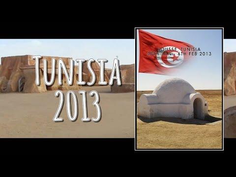 Tunisia 2013 | Part 1/7 | Getting to Tunisia, Going to the beach