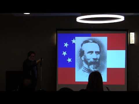 "CWRT Feb 2018  Lawrence Lee Hewitt: ""Confederate General Richard Heron Anderson"""
