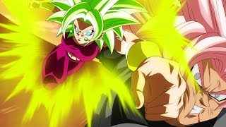 What If Goku Black Went To Universe 6? Goku Black Vs Kefla (Part 2 Finale)