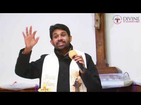 God's Love - Fr Antony  Parankimalil VC